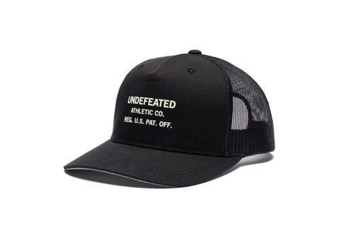 Undefeated athletic Trucker Snapback cap