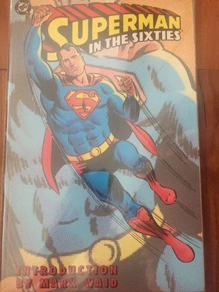 DC Superman In The Sixties