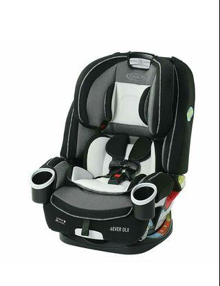 Baby Car Seat BRAND NEW Graco 4Ever DLX 4-in-1 Car Seat, Fairmont