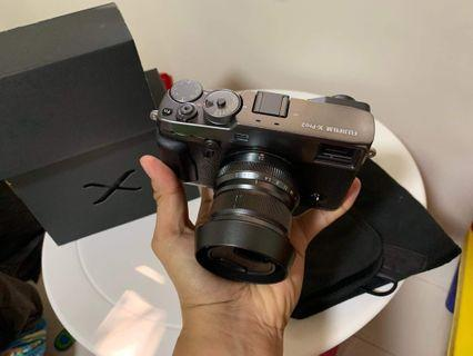 WTS/WTT Xpro-2 Graphite Edition with 23mm F2