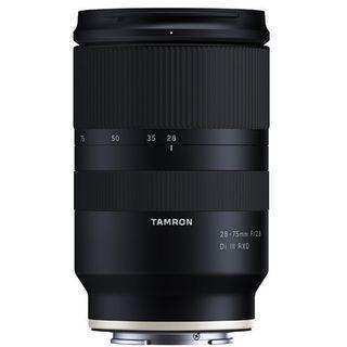Tamron 28-75mm f/2.8 Di III RXD Lens (Sony E)