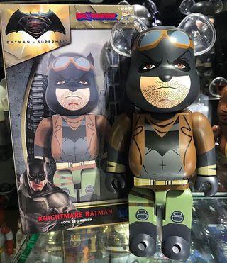 400% Batman bearbrick