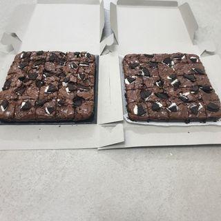 Oreo brownies murah sedap