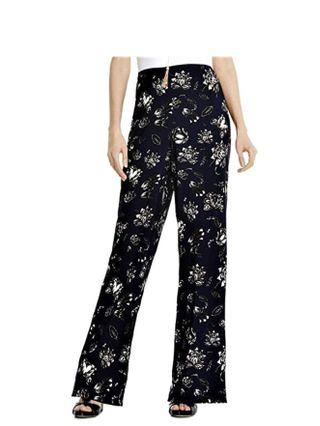 Vince Camuto Printed trousers pants
