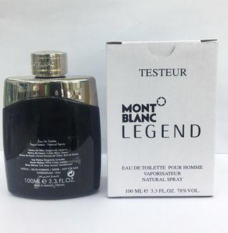 (NEW TESTER) Mont blanc Legend