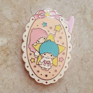 Little Twin Stars Mirror and Comb Pocket