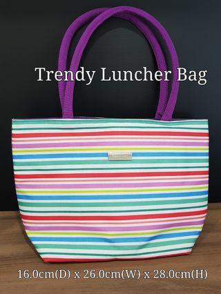 Tupperware Trensy Luncher Bag 16.0cm(D) x 26.0cm(W) x 28.0cm(H)