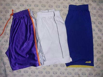 Bundle Jersey Short Best Fit 13-16 years old