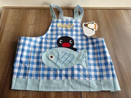 Pingu 小朋友圍裙