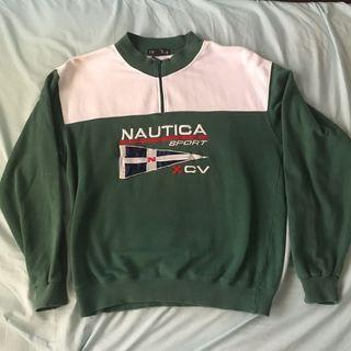 Vintage Nautica sweatshirt