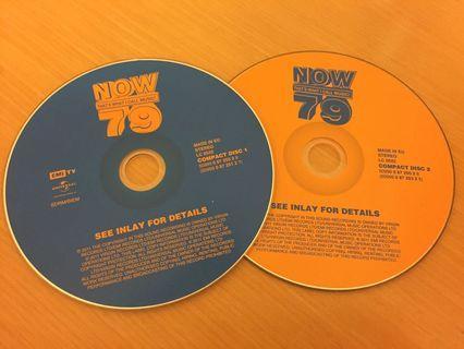 NOW 79 CD