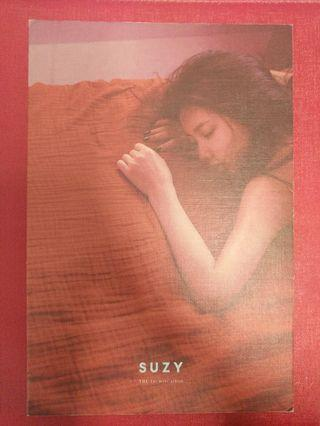 SUZY first mini album - Yes No Maybe