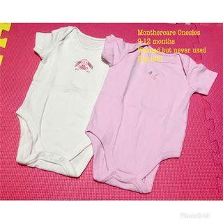 Mothercare Onesies 9-12 months