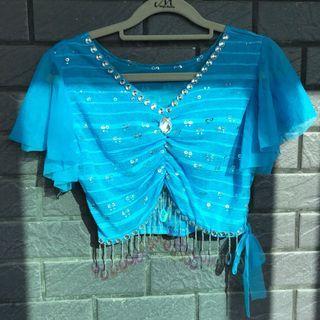 水藍。舞衣(已預訂)