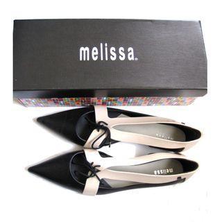 Melissa Oxford Pointy Flats