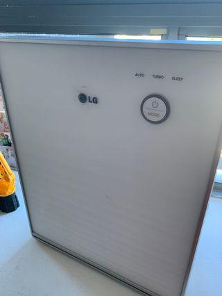 🚚 LG air purifier for clearance