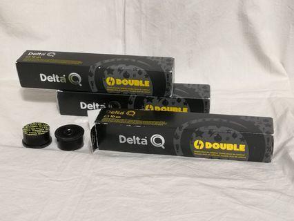 Delta Double Shot Coffee Capsules