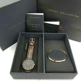 Daniel Wellington Set Cuff