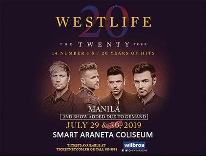 Looking for : Westlife Live in Manila Day 2