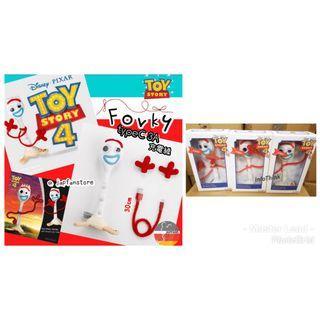 Toy Story 反斗奇兵小叉Type-C ❤️3A🔋快充線