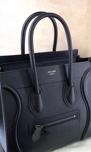Celine 舊 logo Micro Luggage