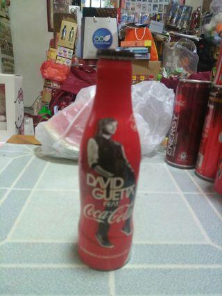 Coca Cola 可口可樂 - David Guetta 鋁樽一枝
