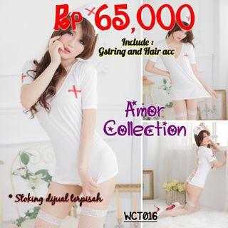 Lingerie seksi costum (WCT016)BY AMORCOLLECTION