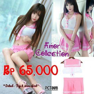 Lingerie seksi (PCT008) BY AMORCOLLECTION