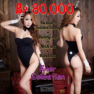Lingerie seksi (BCT038) BY AMORCOLLECTION