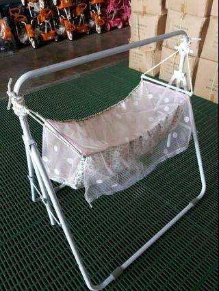 傳統布搖籃 嬰兒搖籃