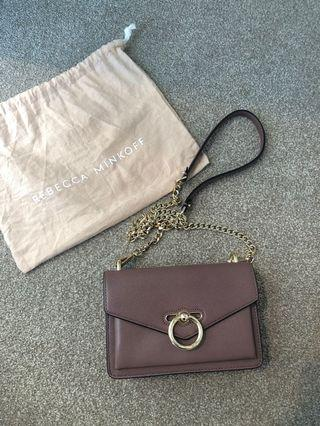 Authentic 100% rebecca minkoff crossbody bag