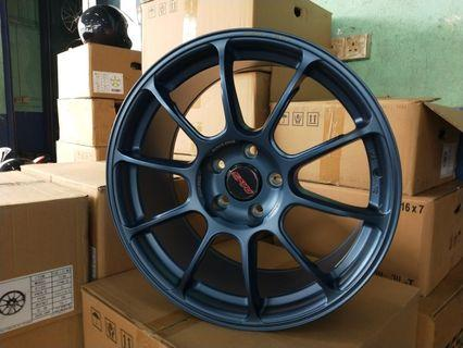 New sport rim 18 inch civic lancer evo golf a45 a250 a180