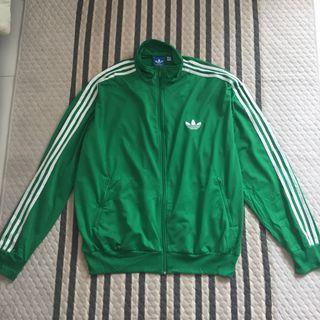 Adidas trefoil 3 stripes jacket