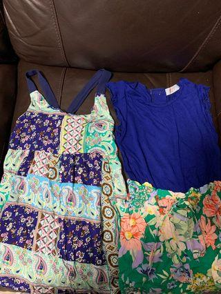 Summer dress size 2-3years old