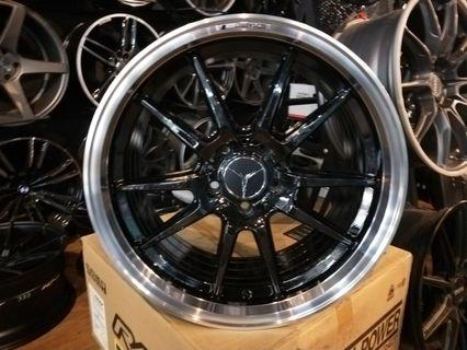 New sport rim 18 inch Mercedes design w202 w210 w124