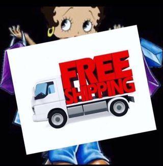 PROMO ALERT! FREE SHIPPING!!!