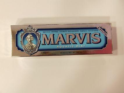 MARVIS- 海洋薄荷牙膏85ml