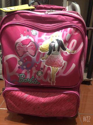 Barbie Trolley Bag (Large) Authentic!
