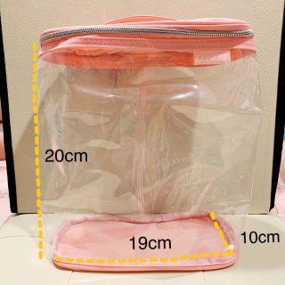 CLINIQUE 倩碧透明化妝包 收納包 萬用袋 手提包 盥洗包 洗漱包