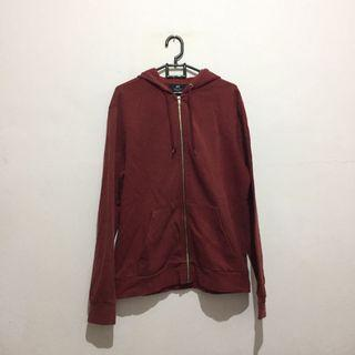 H&M men hooded jacket