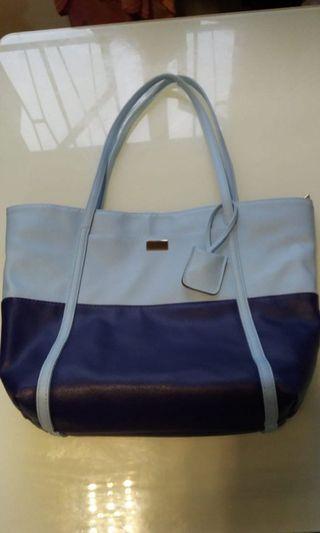 藍色手袋 (include sf express)