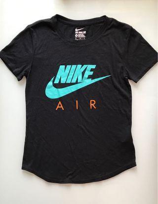 Nike Black Tee (include sf express)