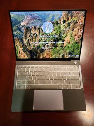 華為手提電腦 Huawei Matebook X Pro i7 8550u/16Gb RAM/2TB Samsung 970Evo SSD/MX150