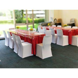 [Rent] Tables and Chairs Rent Rental Cheap Deliver Setup Event Function Wedding Birthday Party Flee Market Roadshow Kenduri Buffet BBQ Barbecue Barbeque Rental Open House Celebration 21