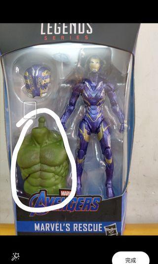 放Marvel legends hulk baf $40 (多Group)
