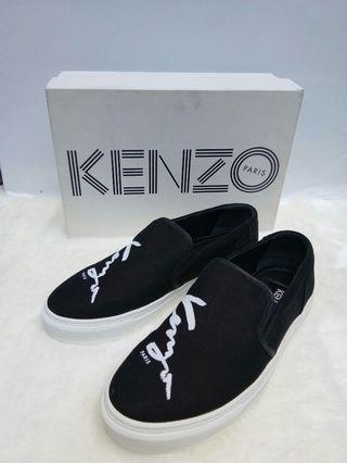 Sepatu Kenzo Slip On Authentic