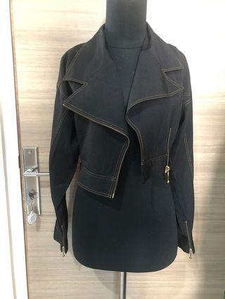 Black denim jackets by bods
