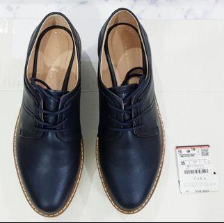 Zara Oxford Shoes uk 35