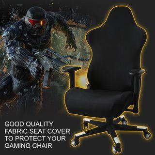 Slipcover for Gaming Chair - Smooth & Comfortable Fabric.