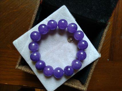 🚚 頂極紫晶手珠
